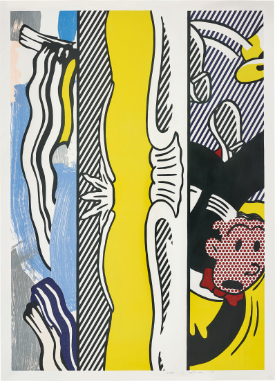 Two Paintings: Dagwood, from Paintings Series