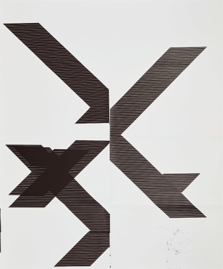 Untitled (X Poster)