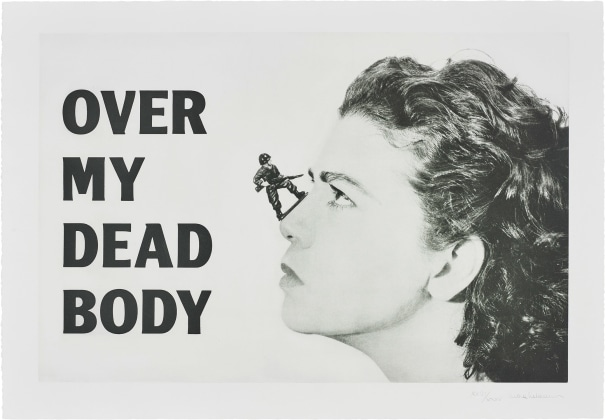 Over My Dead Body, from Love it or Leave it