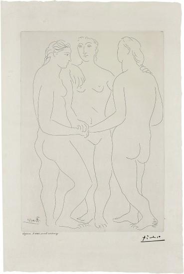 Les Trois amies (The Three Friends)