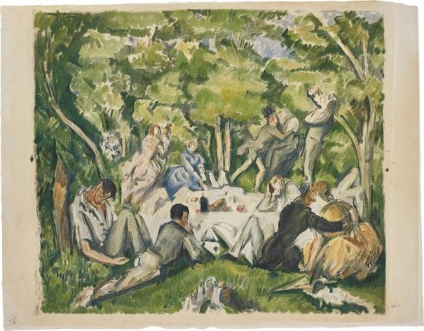 Le Déjeuner sur l'herbe (Lunch on the Grass)