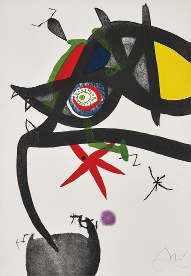 Quatre Colors aparien el món (Four Colours will Beat the World): one plate