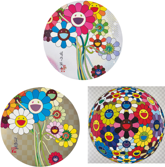 Flower Ball (Kindergarten Days); Flowers for Algernon; and Even The Digital Realm Has Flowers To Offer!