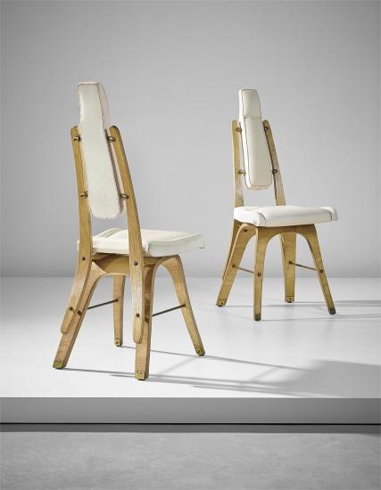 Cool Carlo Mollino Pair Of Chairs Designed For The Conference Frankydiablos Diy Chair Ideas Frankydiabloscom