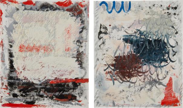 Two works: (i-ii) Untitled