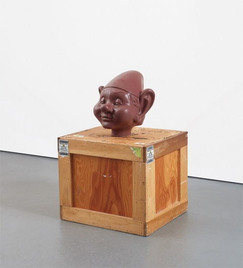 Dwarf Head (chocolate)