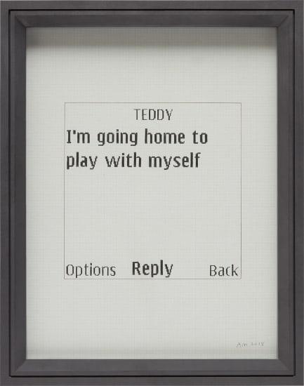 Untitled Text Msg (Teddy)