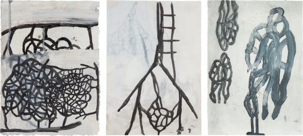 Three works: (i) Genova; (ii) Untitled #10; (iii) Untitled #12