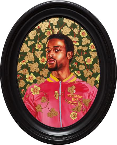Portrait of Garrett Gray