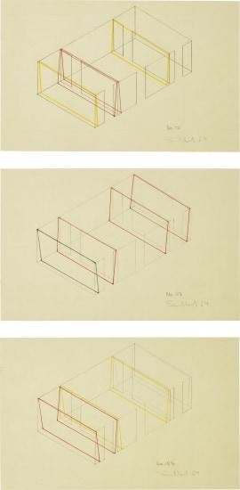 Three Works: (i) No. 70; (ii) No. 83; (iii) No. 128