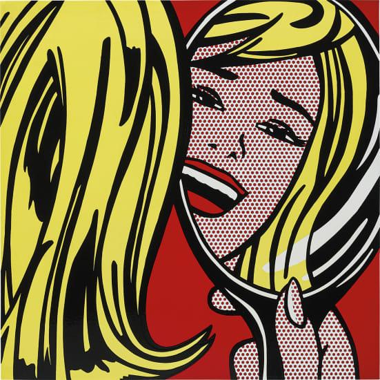 Girl in Mirror