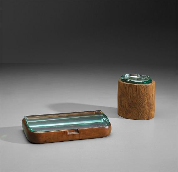 Tobacco box and cigarette box, model no. 1137