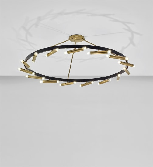 Ceiling light, model no. 2068