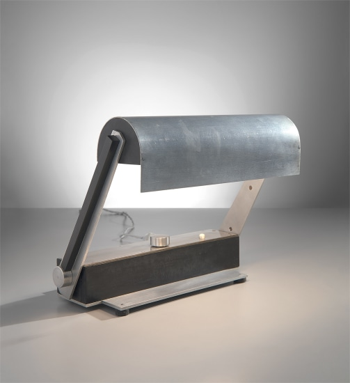 Piano lamp, model no. 58