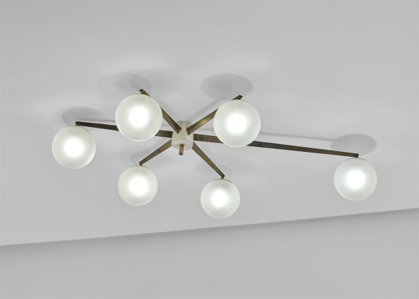 'Stella a 6' six-armed ceiling light