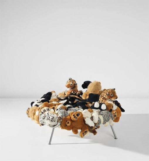 'Cake' stool