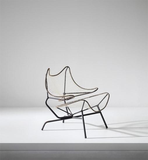 Rare 'Monofilo' armchair