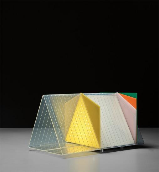 'Senza titolo'  table lamp