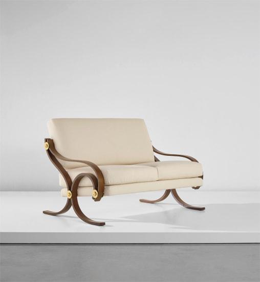Two-seater 'Arcadia' sofa
