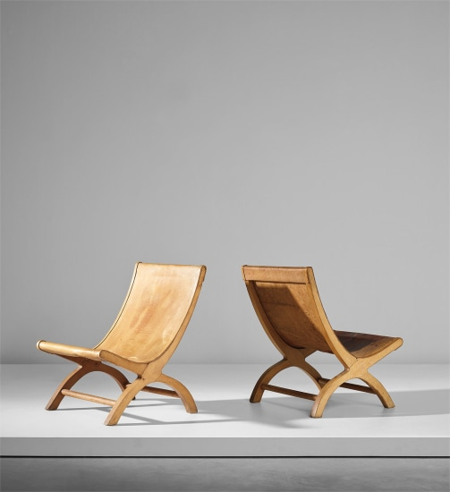 Pair of 'Miguelito' chairs