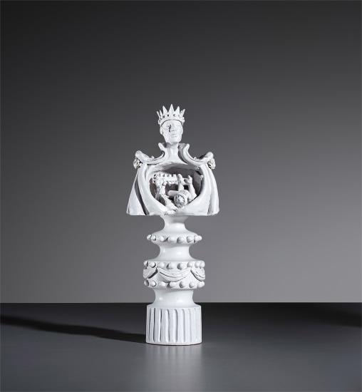 King statuette