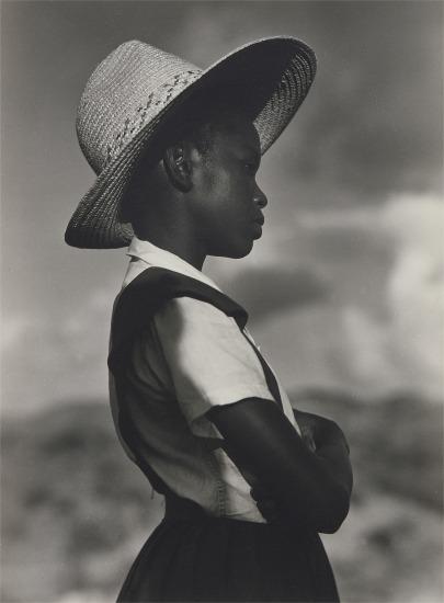 School Girl (St. Croix)