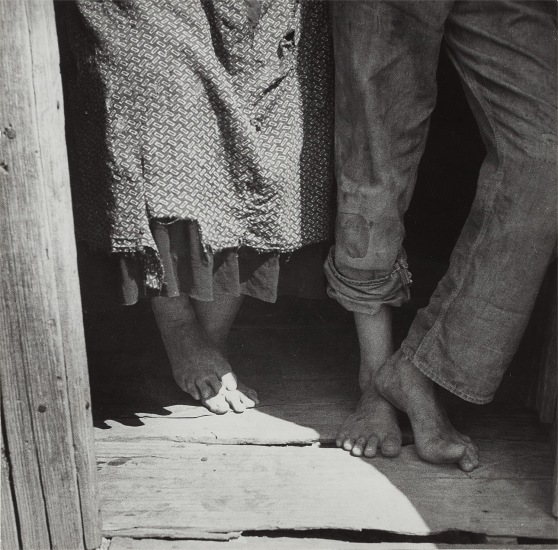 People Living in Miserable Poverty, Elm Grove, Oklahoma