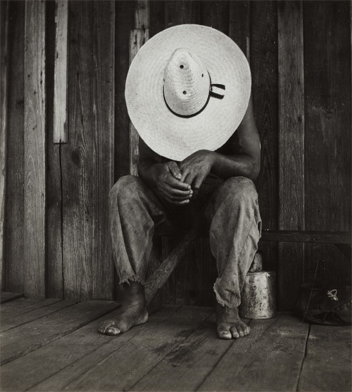 Turpentine Worker, DuPont, Georgia