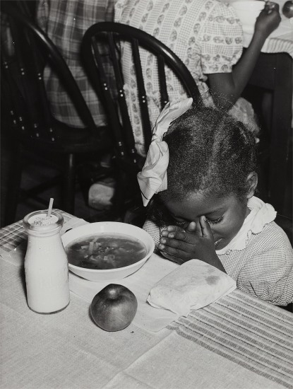 Free School Lunch (Giving Thanks, Washington, D.C.)