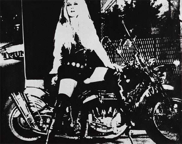 Brigitte Bardot Poster, Aoyama