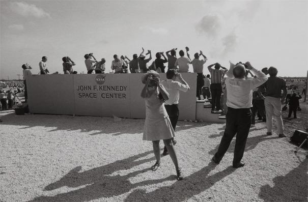 Apollo 11 Moon Shot, Cape Kennedy, Florida