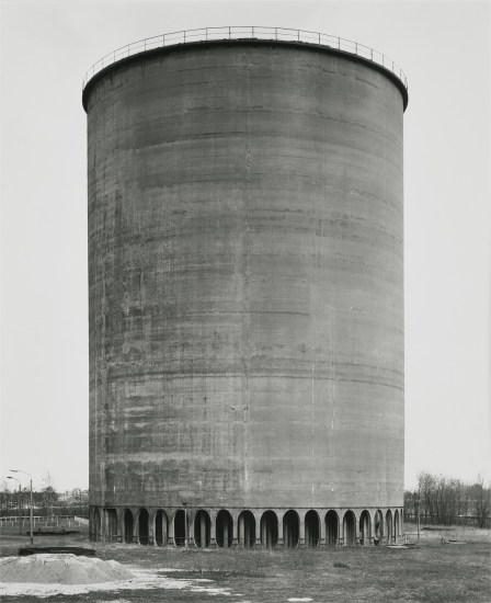 Cooling Tower, Steelplant,  Eisenhüttenstadt, East Germany