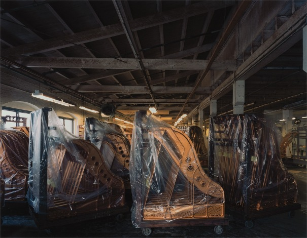 Steinway Piano Factory, Astoria Queens, New York