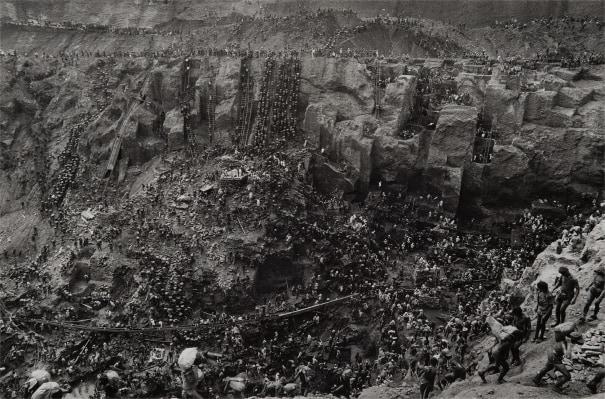 Serra Pelada, Gold Mine, Brazil (Cast of Thousands)