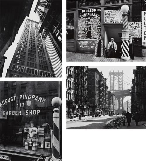 New York Portfolio IV