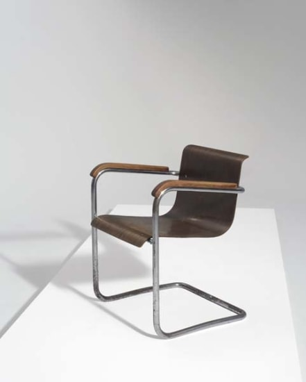Attributed to Ludwig Mies van der Rohe