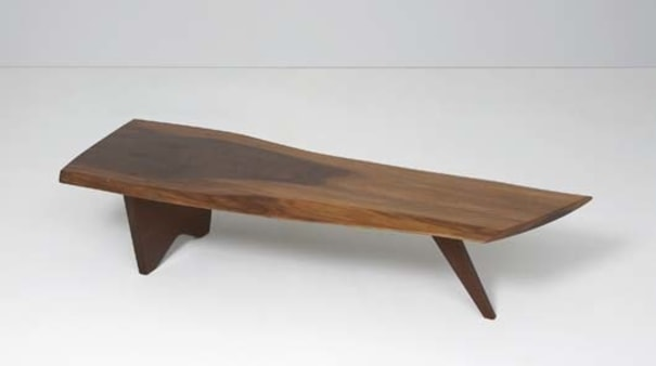 Salontafel Met Webbing.George Nakashima Lots In Our Price Database Lotsearch