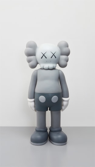 best sneakers 3c806 8be9f KAWS - Four Foot Companion (Grey) | Phillips