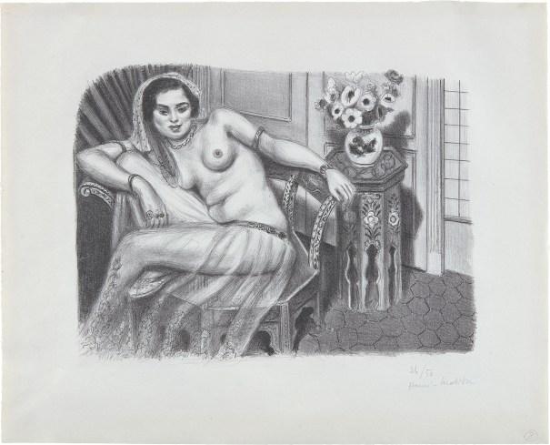 Hindoue à la jupe de tulle (Hindu Woman with a Tulle Skirt)