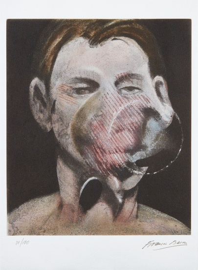 Portrait of Peter Beard