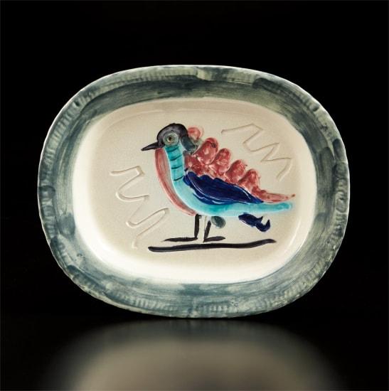 Polychrome bird (Oiseau polychrome)