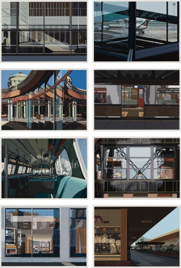 Urban Landscapes No. 3