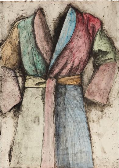 Multi-Colored Robe