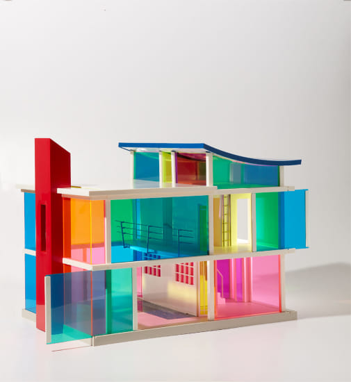 The Kaleidoscope House