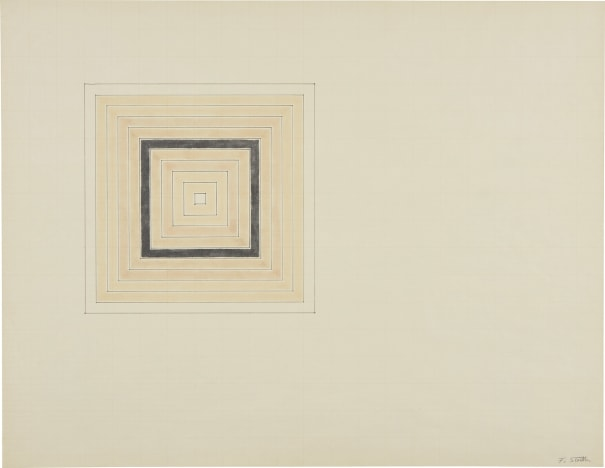 Untitled (Concentric Square)