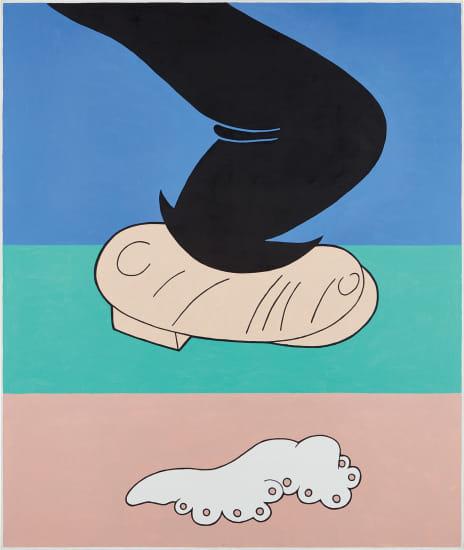 Bumstead's Foot