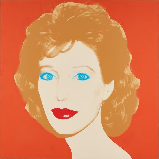 Portrait of a Woman (Linda Oxenberg)