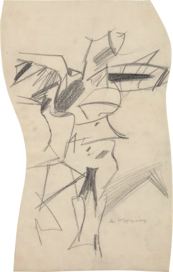 Study for a Woman