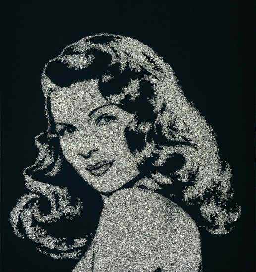 Rita Hayworth from Pictures of Diamonds