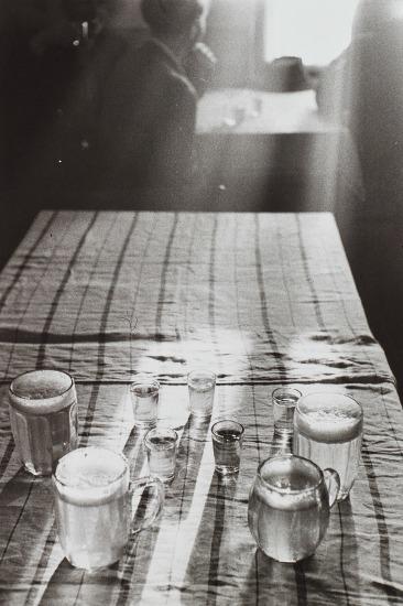 Beer Glasses, Czechoslovakia